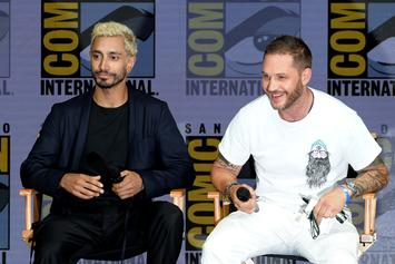 """""""Venom"""" Star Tom Hardy Thinks The Symbiote Could """"Run Through"""" The Avengers"""