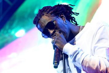 "Young Thug ""On The Rvn"" Officially Updated With T-Shyne; Offset Still Missing"