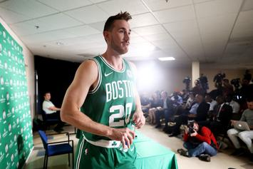 Gordon Hayward, Anta Agree To Multi-Year Offer Sheet: Report