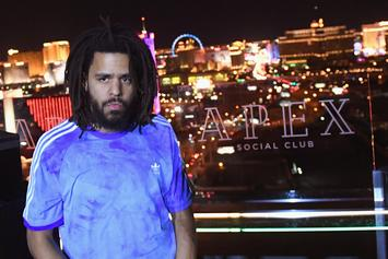 "J. Cole Recalls A ""Super-Intense Conversation"" He Once Had With XXXTentacion"