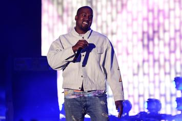 "Kanye West Previews Official Music From ""Yandhi"""