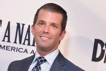"""Jimmy Kimmel Asks """"Could There Be A Dumber Thing To Be Than Donald Trump Jr?"""""""