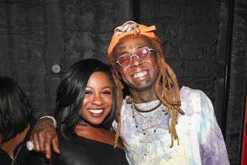"Reginae Carter Shares Video Of Baby Sister Jamming To Lil Wayne's ""Tha Carter V"""