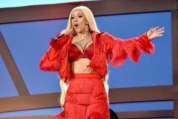 "Cardi B Was ""Nervous & Sweaty"" During Global Citizen Performance"