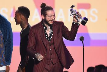 Post Malone Keeps Making Hits, Previews Unreleased Song On Jimmy Fallon