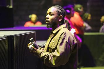 "Kendrick Lamar Updates Instagram For First Time All Year: ""Chapter Closed"""