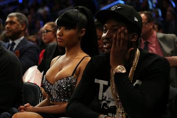 "Meek Mill Warns Against ""Narcissists"" After Nicki Minaj Revealed Abuse History"