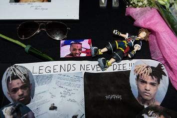 """XXXTentacion's Posthumous Album Is Reportedly """"Close To Being Done"""""""