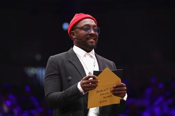 Will.i.am Inks Deal To Create & Produce Film & Television Series