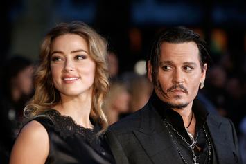 Johnny Depp Denies Allegations Of Abuse By Ex Amber Heard