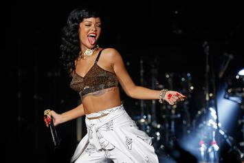 "Rihanna Jokes She Feels ""Attacked"" By Fans Asking For New Music"