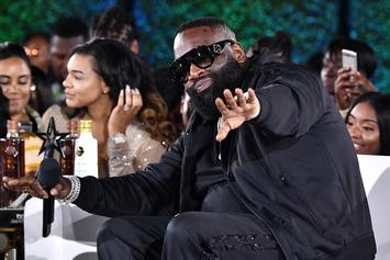 """Rick Ross Claims Victory In 50 Cent Lawsuit Over """"In Da Club"""" Remix: Report"""