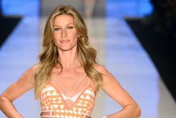 Gisele Bündchen Topless Photo Resurfaces From 1998 Runway Show