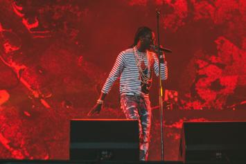 "Young Thug & London On Da Track Are In Full ""Barter 7"" Mode"