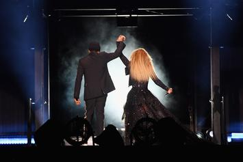 "Jay-Z & Beyonce's ""On The Run II"" Tour Brought All The Celebrities Out"