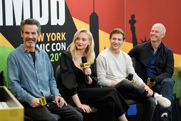 """X-Men: Dark Phoenix"" Reveals How Jean Becomes Consumed At New York Comic Con"