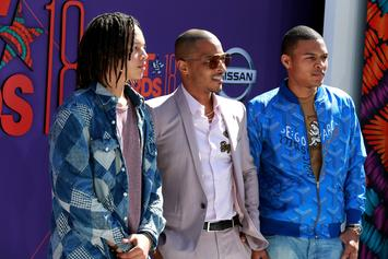 """T.I. Speaks On His Son Producing For """"Dime Trap"""": """"We Negotiated A Fair Price"""""""