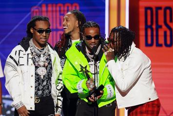 """Migos Confidently Call Themselves The """"Greatest Of All Time"""""""