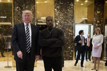 Kanye West To Meet With Donald Trump At The White House On Thursday: Report