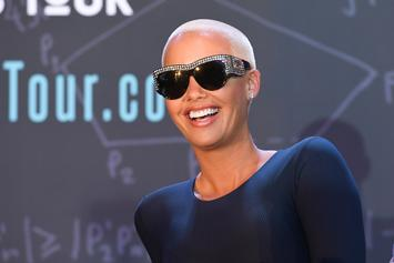 """Amber Rose To Her New Beau: """"I Wish We Could've Been Together This Whole Time"""""""