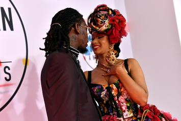 "Cardi B Dubs Her & Offset The Real ""Winners"" Of Last Night's AMAs"