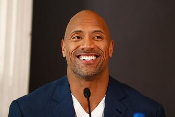 "Dwayne ""The Rock"" Johnson Sparks Controversy For Casting Himself As Black Folk Hero"