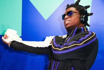 "Kodak Black Begs Jesus For Wife & Real Friends: ""I Know They Don't F*ck With Me"""