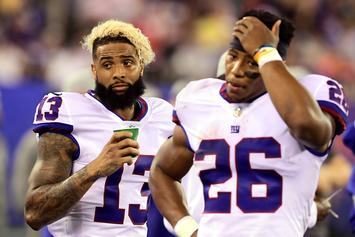 "Odell Beckham Jr. On Controversial ESPN Interview: ""I'm Not Gonna Apologize"""