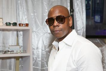 Dave Chappelle Says He Isn't Mad At Kanye West