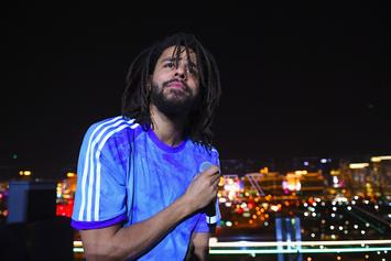 """J. Cole's Debut """"Cole World: The Sideline Story"""" Returns To Streaming Platforms"""