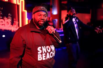 Raekwon Has A Blast During His First Comic-Con Experience