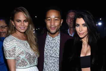 Chrissy Teigen Shares The One Thing Kim Kardashian Is Better At Than Her
