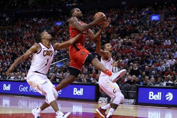 Raptors' Kawhi Leonard To Sit Out Against Washington Wizards Tonight