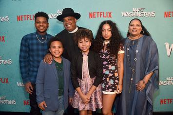 "Rev. Run's ""All About The Washingtons"" Series Cancelled On Netflix"