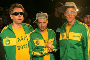 "Beastie Boys Reveal They Were Broke After ""Licensed To Ill"" Platinum Debut"