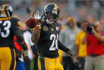 Le'Veon Bell Won't Report To Steelers This Week, Likely Waiting Until Trade Deadline