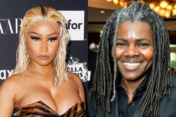 "Nicki Minaj Sued By Tracy Chapman Over Nas Collaboration ""Sorry"": Report"