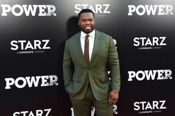 "50 Cent Documents His Directorial Process On ""Power"" Set"