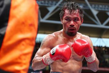 Manny Pacquiao vs Adrien Broner Reportedly Set For January