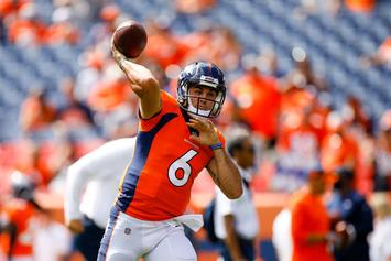 Broncos QB Chad Kelly Arrested For Criminal Trespassing: Report