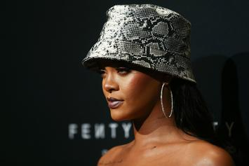 """Rihanna Once Described Cardi B's Gold Gloves As """"Most Ghetto Sh*t I've Ever Seen"""""""
