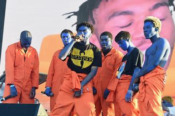 """Brockhampton Deliver High Energy Performance Of """"District"""" On Jimmy Fallon"""