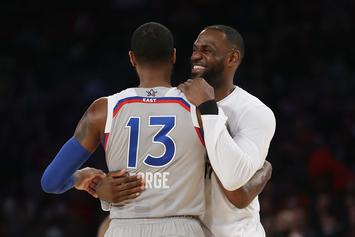 """Paul George Opens Up: """"People Have A Hard Time Playing With LeBron"""""""