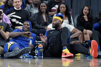 "DeMarcus Cousins To Be Used In A ""David West Role"" Upon Return From Injury"