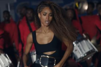 """Ciara Keeps The Rally Going With Second Portion Of Visuals For """"Dose"""""""
