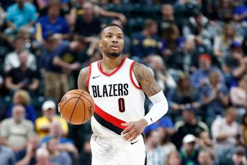 Damian Lillard Explodes For 38 Points In 19 Mins After Heckler Gets Under His Skin