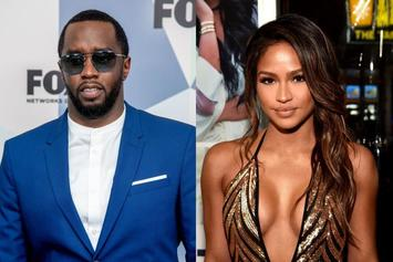 """Diddy Dedicates Love Song To Cassie: """"Please Tell Her To Listen"""" 100 Times"""