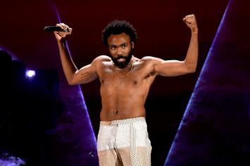 "Childish Gambino Gives Injury Update: ""Not Ready To Put On 100% Shows"""