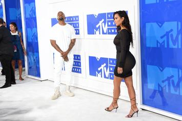 "Kim Kardashian Says Kanye West Is ""Harassing"" Her To Have More Kids"