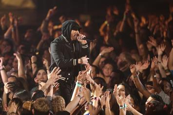 "Eminem Announces 2019 ""Rapture Tour"" Australian Dates"